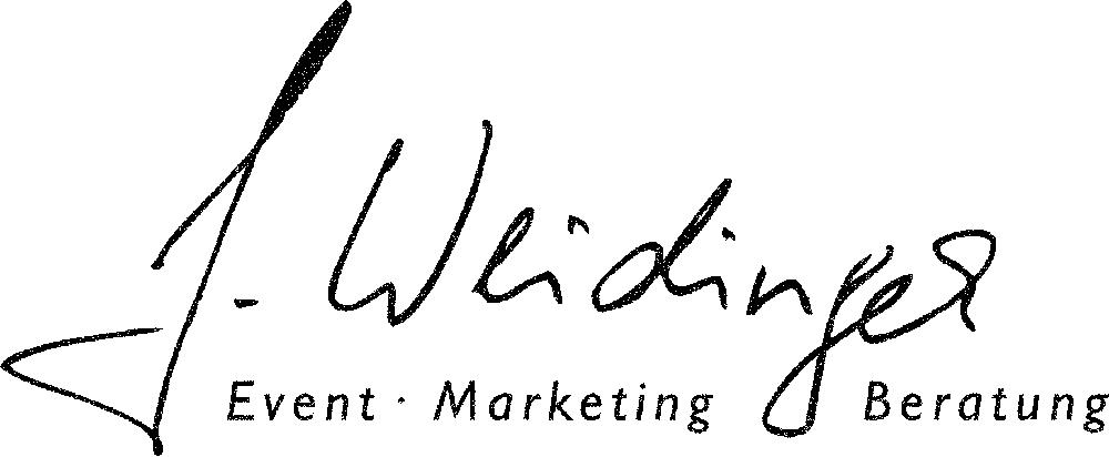 Josef Weidinger Eventmanagement & Unternehmensberatung